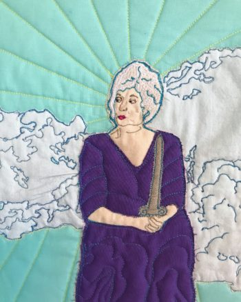 Quilt detail - Amy Subach