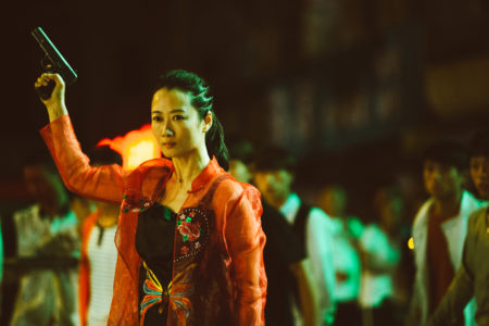 """China's Jia Zhangke is represented in this year's PIFF with the intimate epic """"Ash is Purest White,"""" which stars Zhao Tao./Courtesy Portland International Film Festival"""