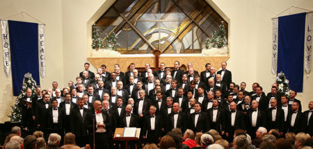 Portland Gay Men s Chorus: Reflections Reed College