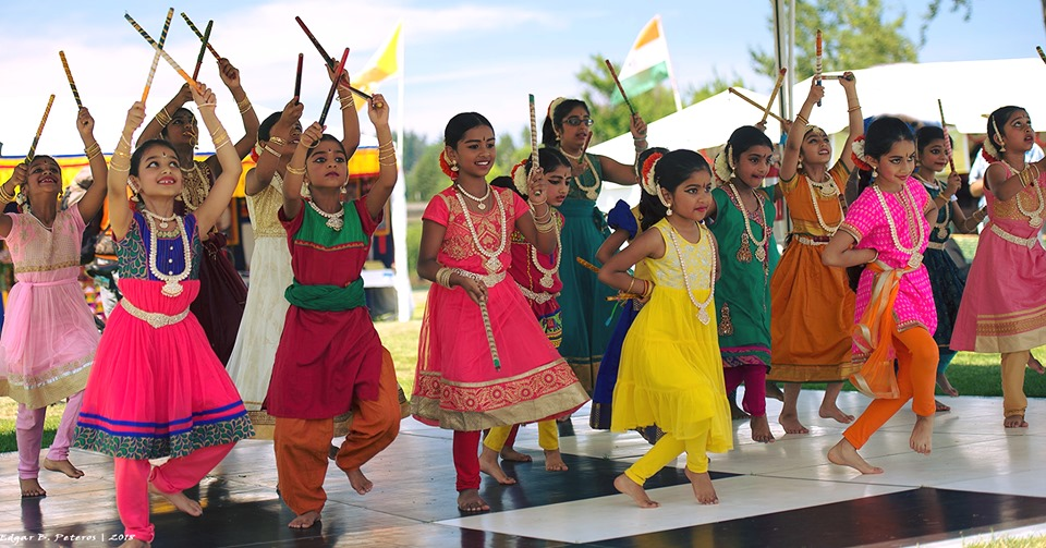 The Kalabharathi School of Dance will be among performers at this  year's World Beat Festival, which is focusing on the cultures of India. Photo by: Edgar Peteros