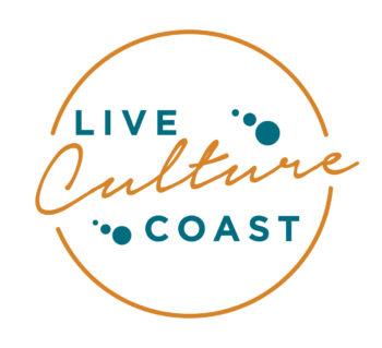 live culture coast logo