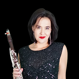 Clarinetist/composer/teacher Boja Kragulj performed at CMNW.