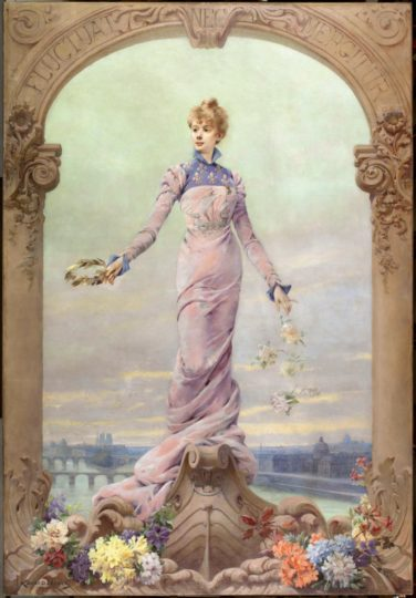 Allegory of the City of Paris