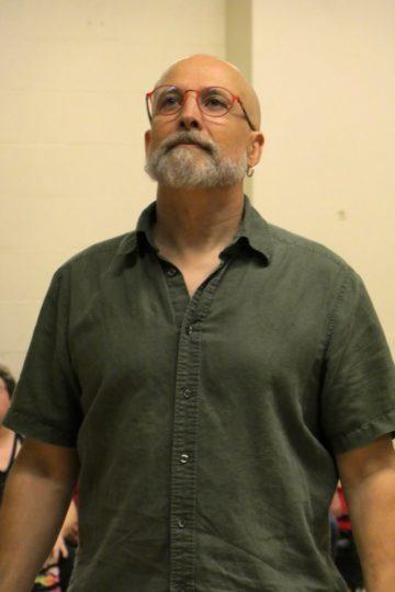 'The Poet's Shadow' director Bruce Hostetler.