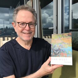 Floyd Skloot will read from his new book of poems on Nov. 7 in Manzanita.
