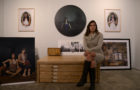 Jennifer DeCarlo launches jdc Fine Art in San Diego in 2011. She recently moved her gallery, dedicated to content-driven contemporary art by photographers, to the Marketplace at Salishan. Photo courtesy: Jennifer DeCarlo